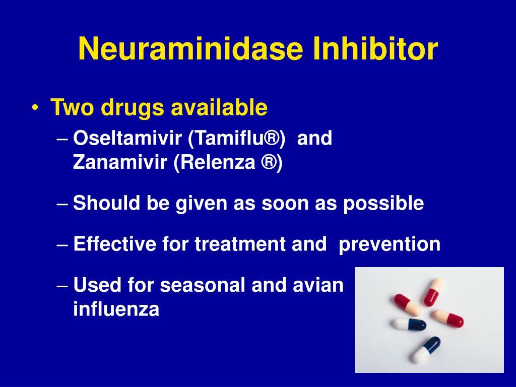 Neuraminidase Inhibitor