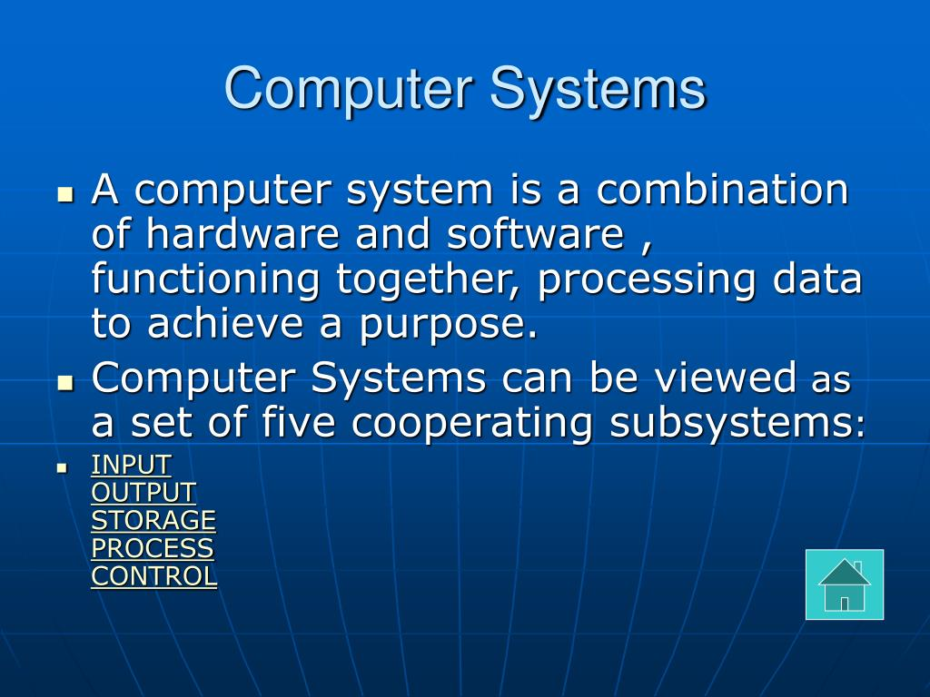 Computer Systems