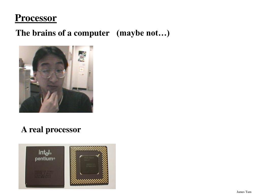 A real processor