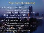 next wave of computing