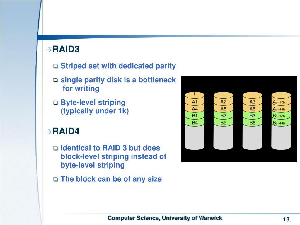 RAID3