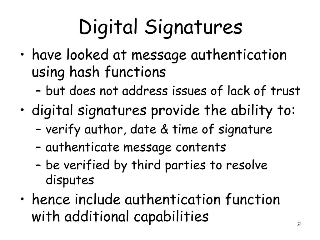 message authentication and hash functions william stallings pdf