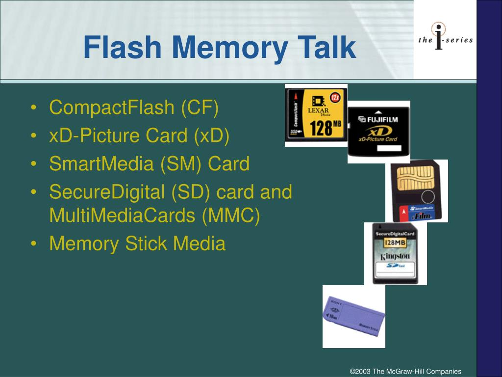 Flash Memory Talk