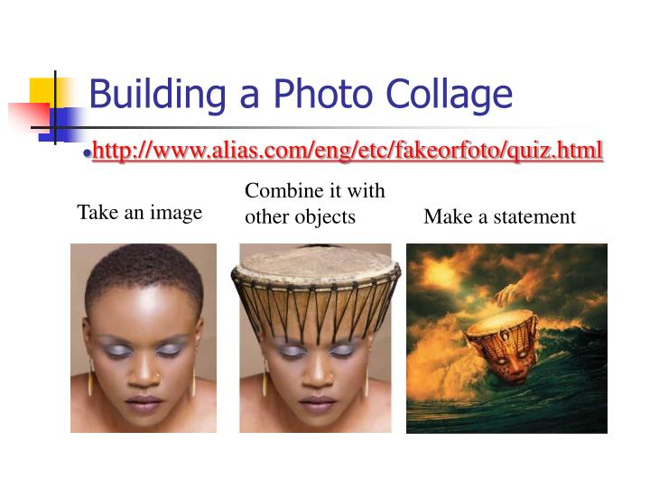 Building a Photo Collage