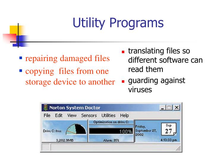 translating files so different software can read them