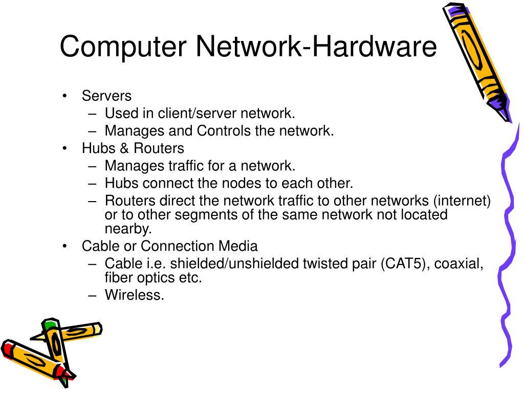 Computer Network-Hardware