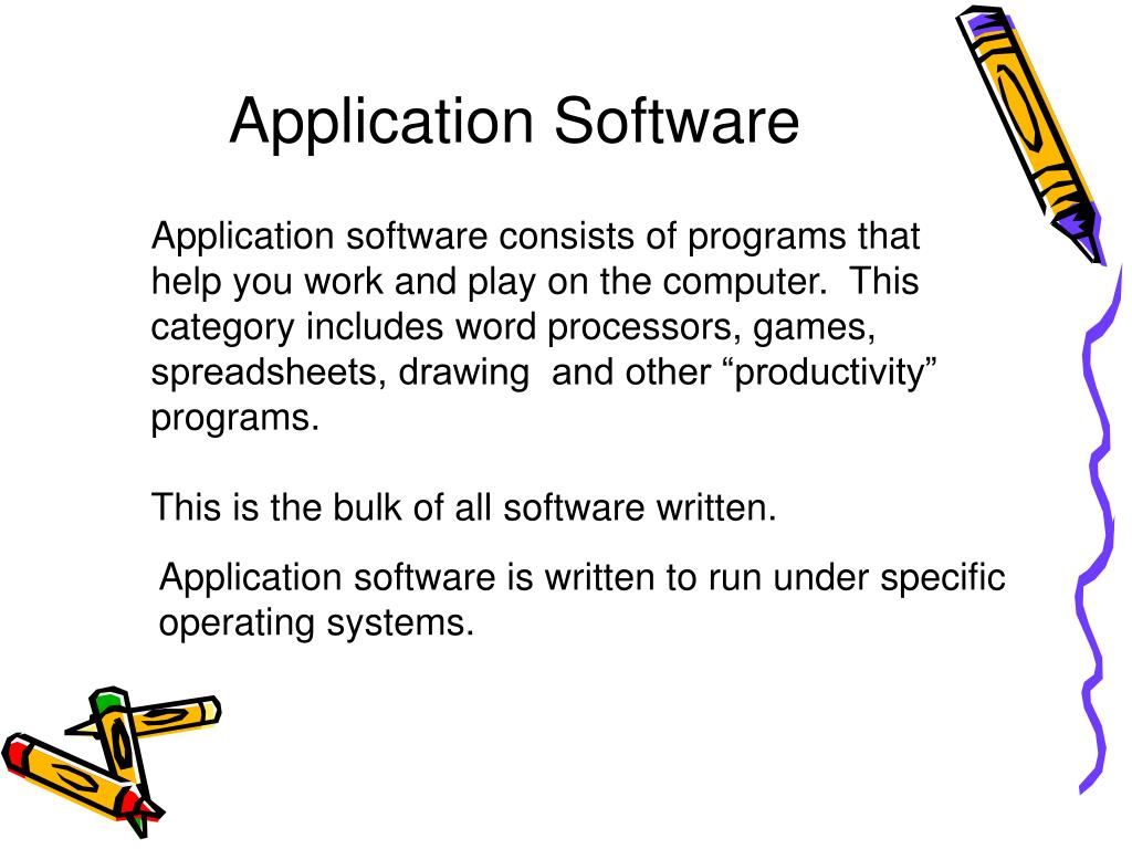 Application Software