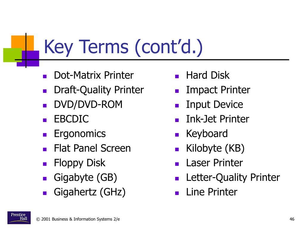 Dot-Matrix Printer