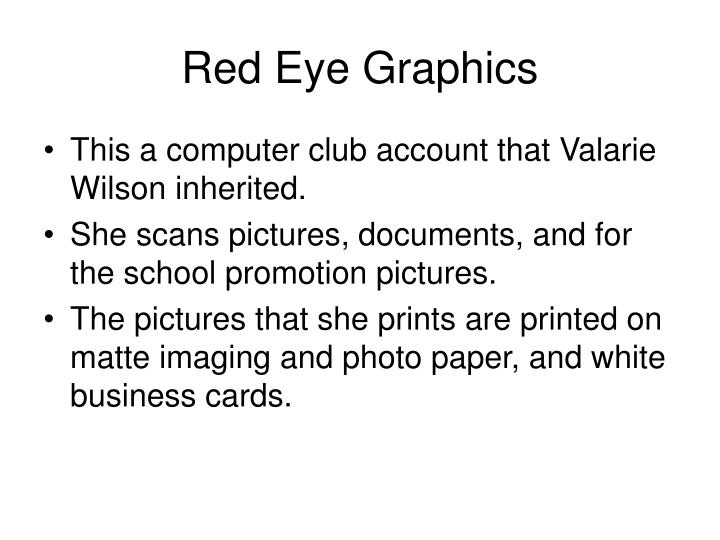 Red eye graphics1