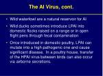 the ai virus cont7