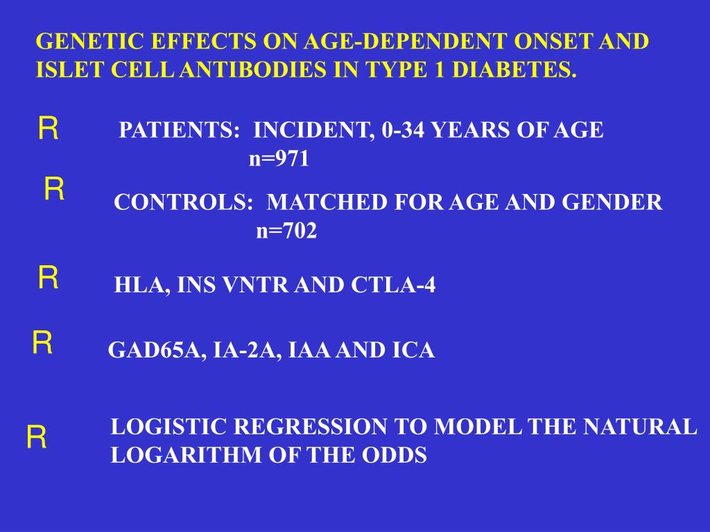 GENETIC EFFECTS ON AGE-DEPENDENT ONSET AND