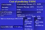 cost of predicting t1dm
