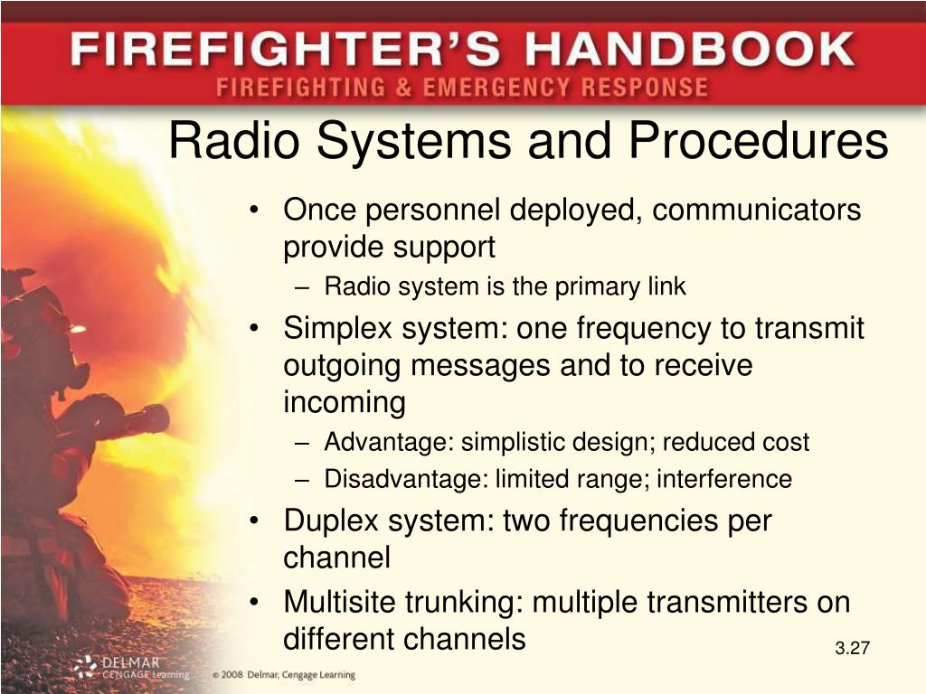 Radio Systems and Procedures