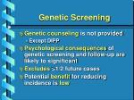 genetic screening5