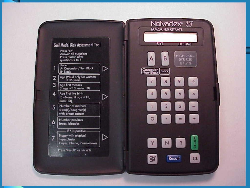 Photo of Risk Calculator