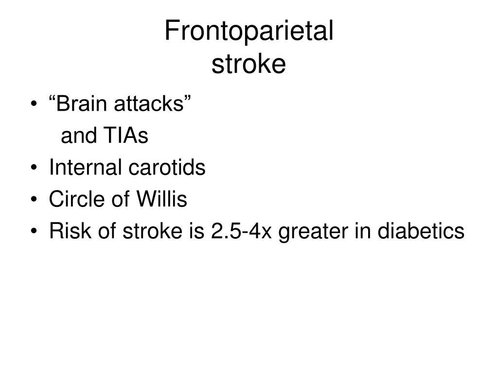 Frontoparietal