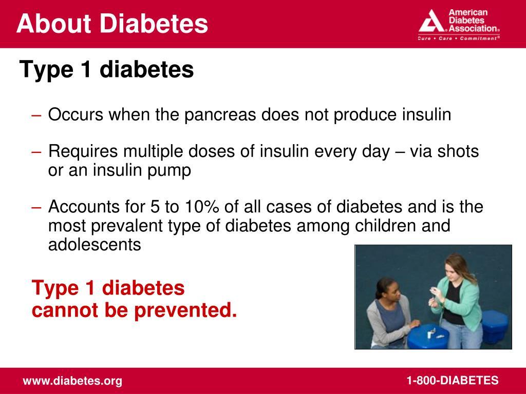 About Diabetes