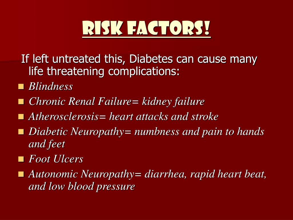 RISK FACTORS!