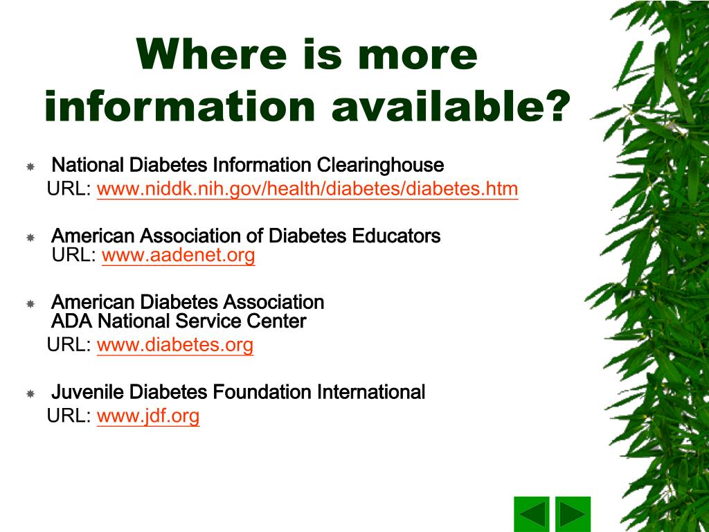 Where is more information available?