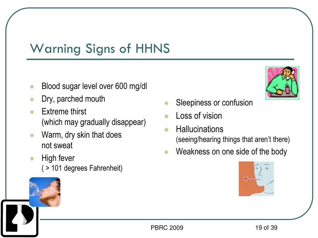 Blood sugar level over 600 mg/dl