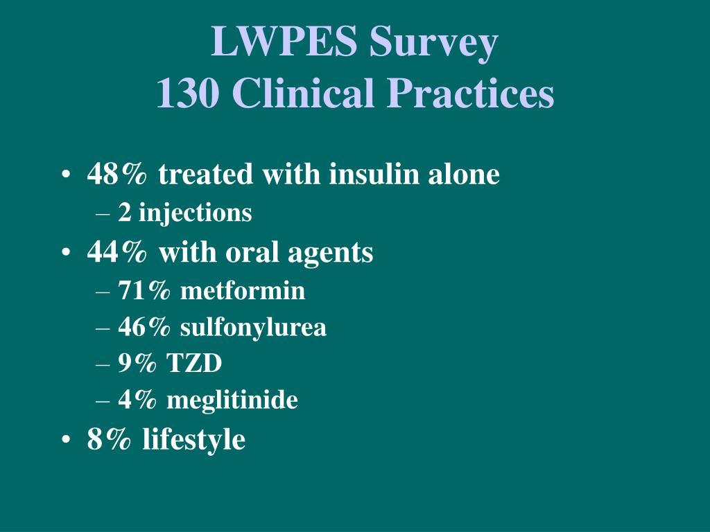 LWPES Survey