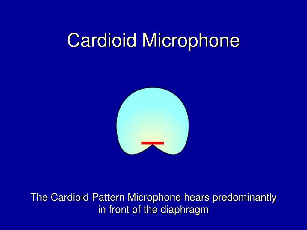 Cardioid Microphone