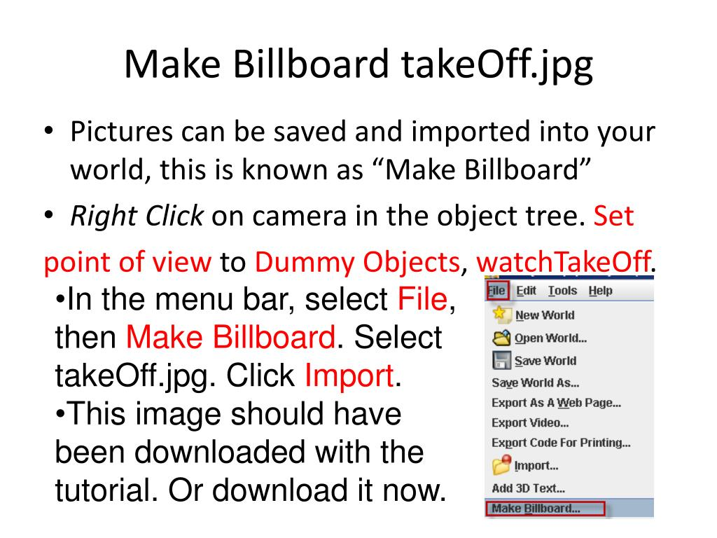 Make Billboard takeOff.jpg