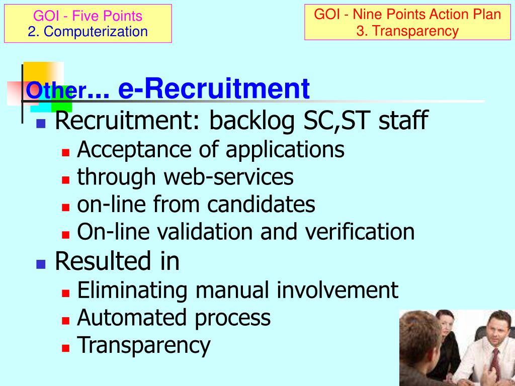 GOI - Five Points