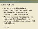 enter rss cb