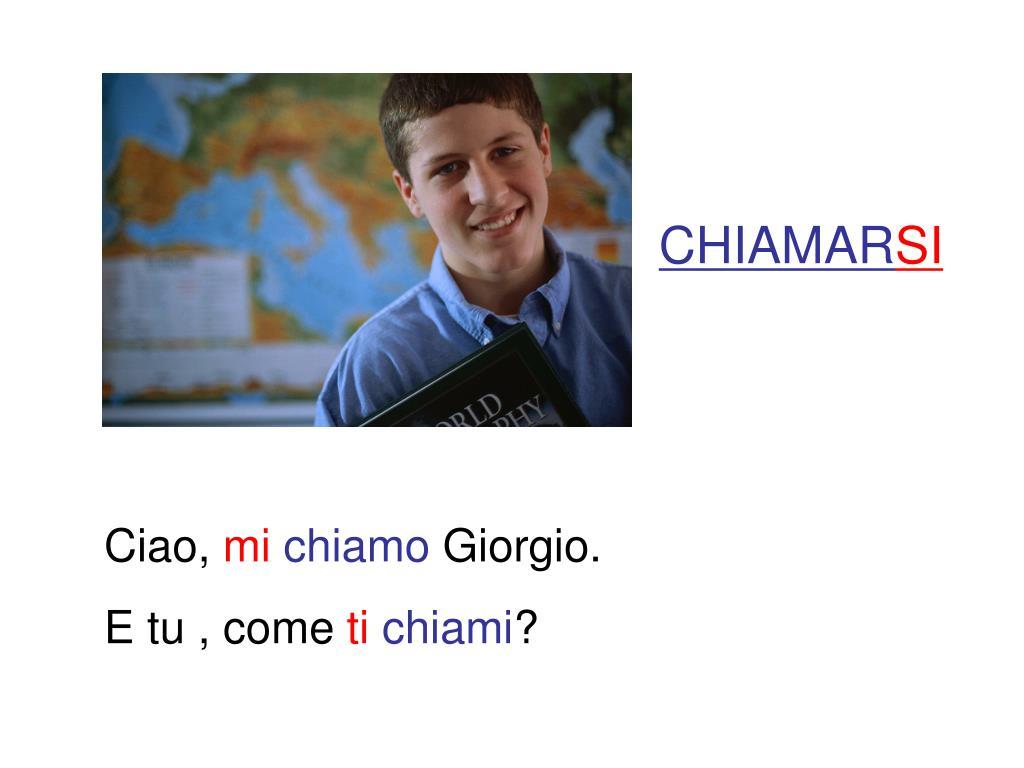CHIAMAR