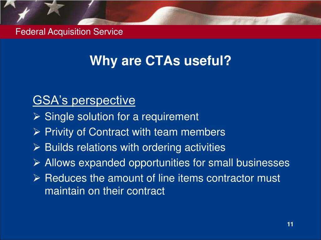 Why are CTAs useful?