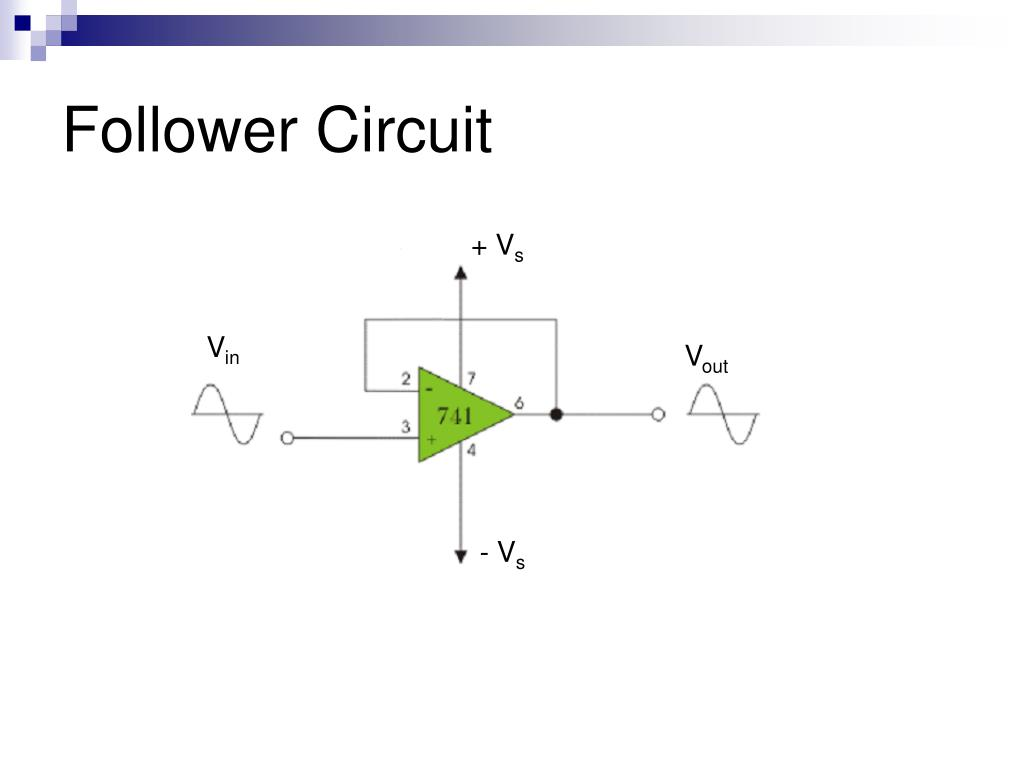 Follower Circuit