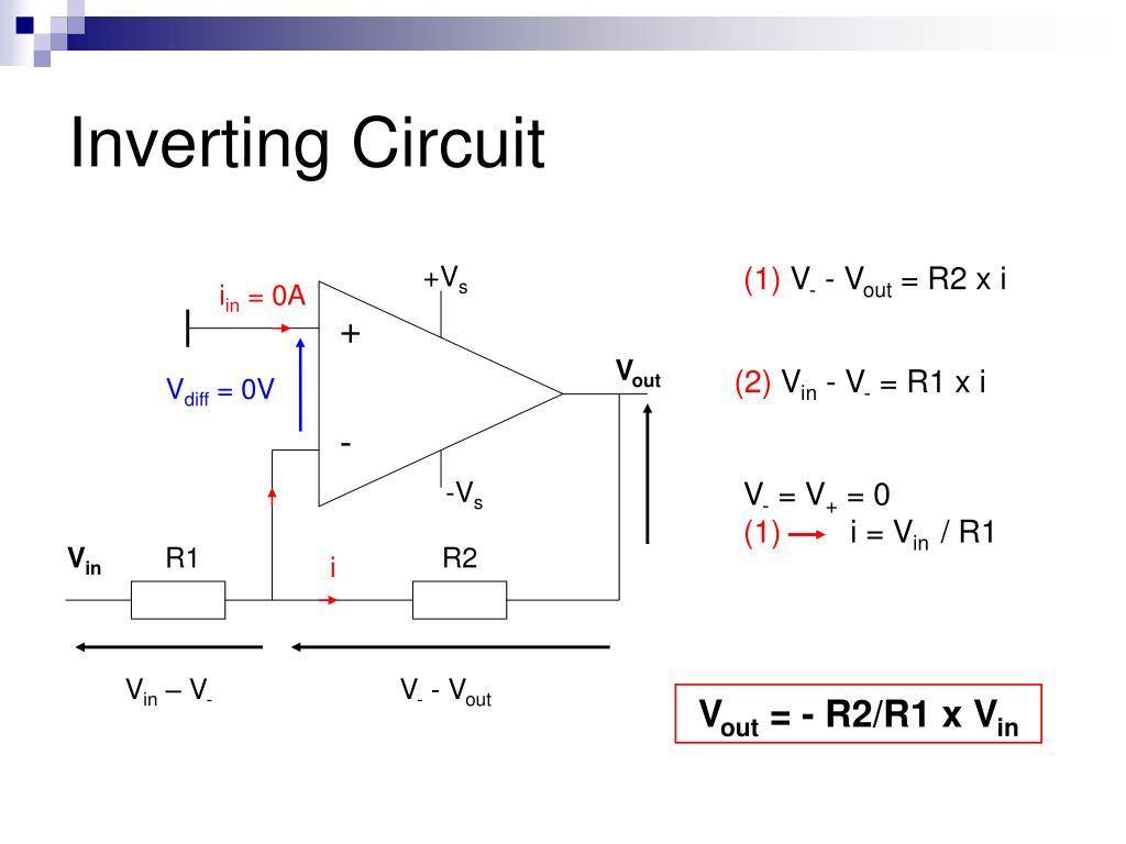 Inverting Circuit