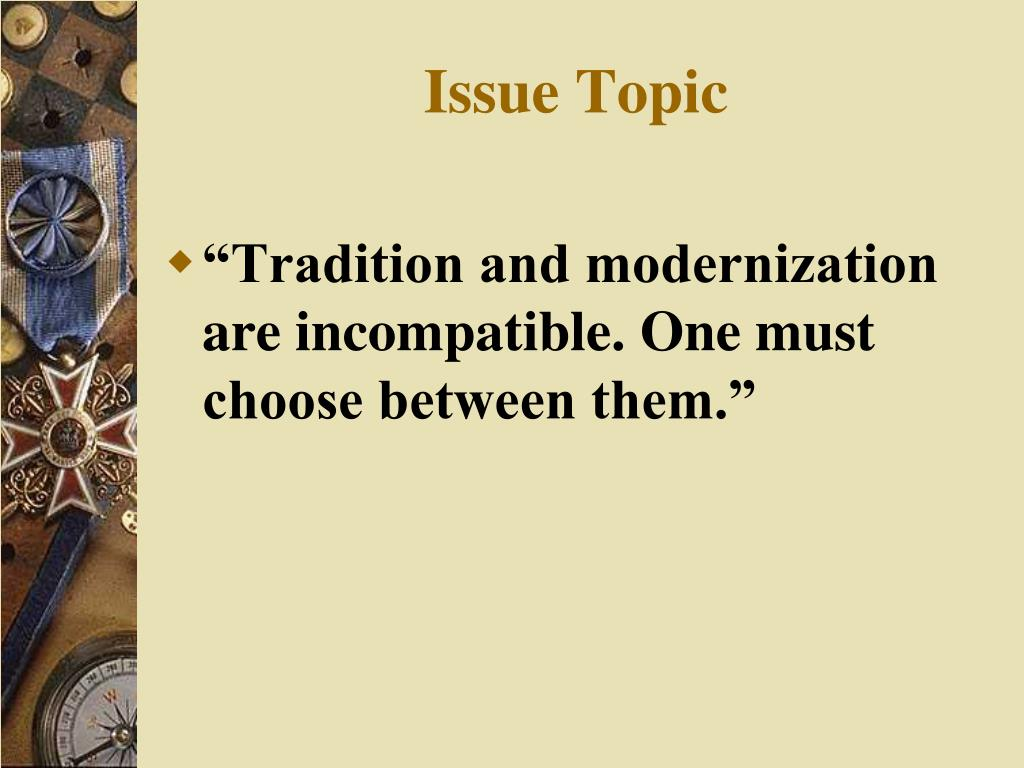 Issue Topic