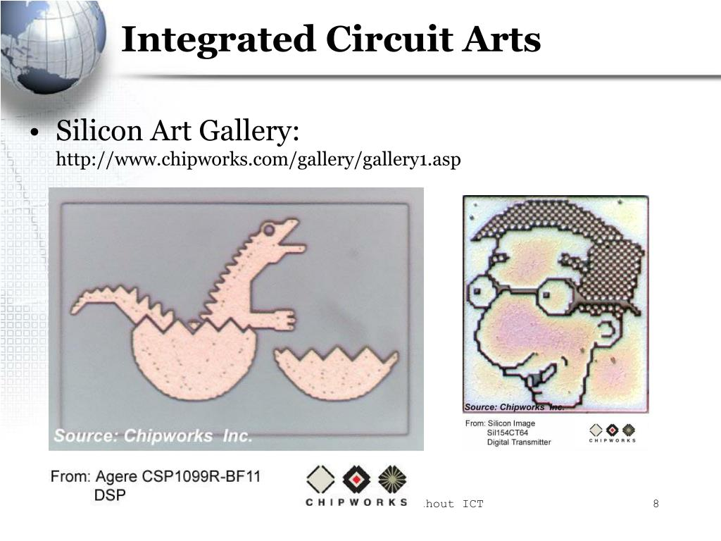 Integrated Circuit Arts