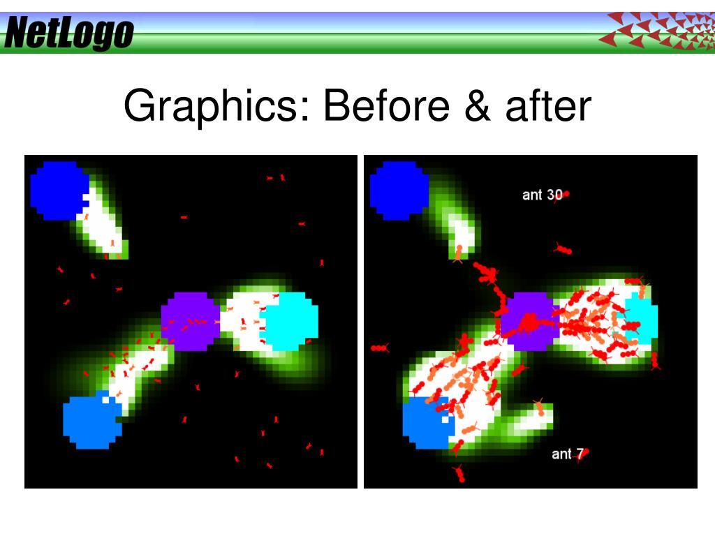 Graphics: Before & after