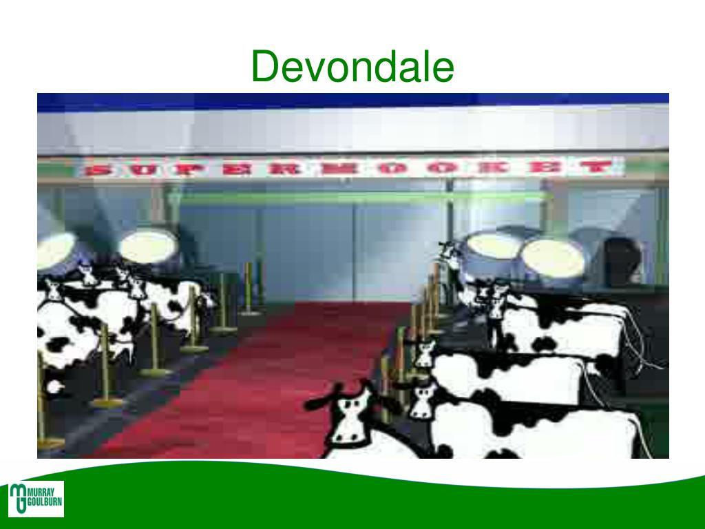 Devondale