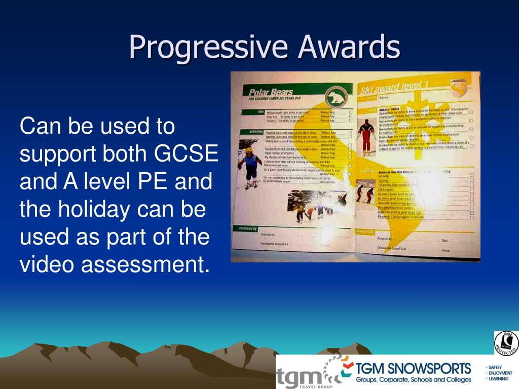 Progressive Awards