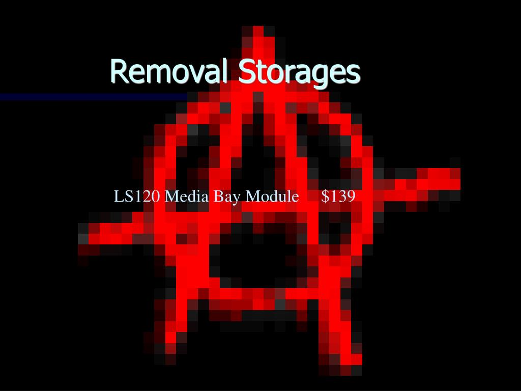 Removal Storages