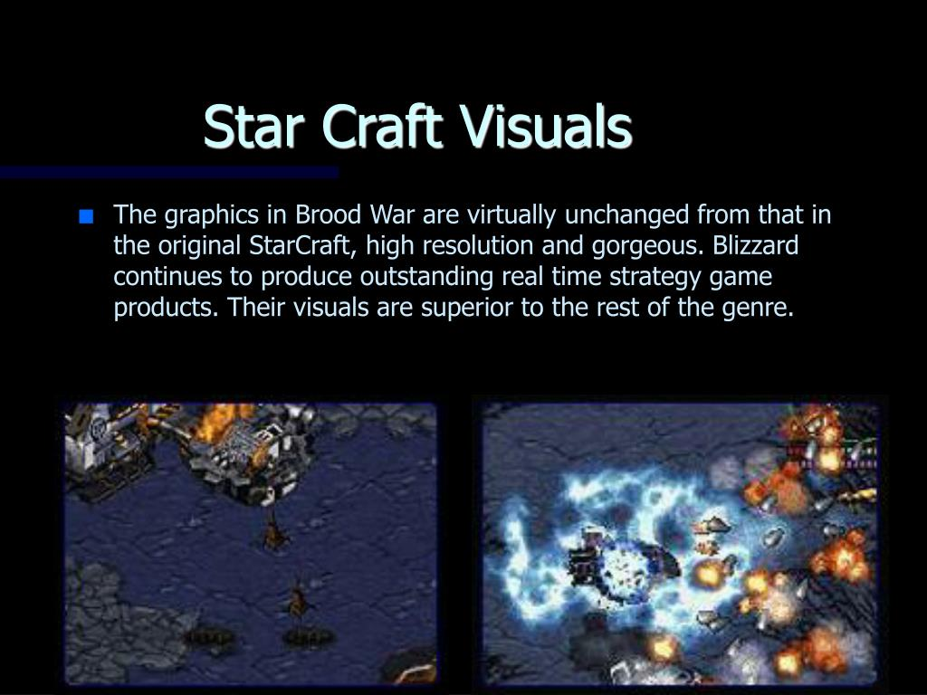 Star Craft Visuals