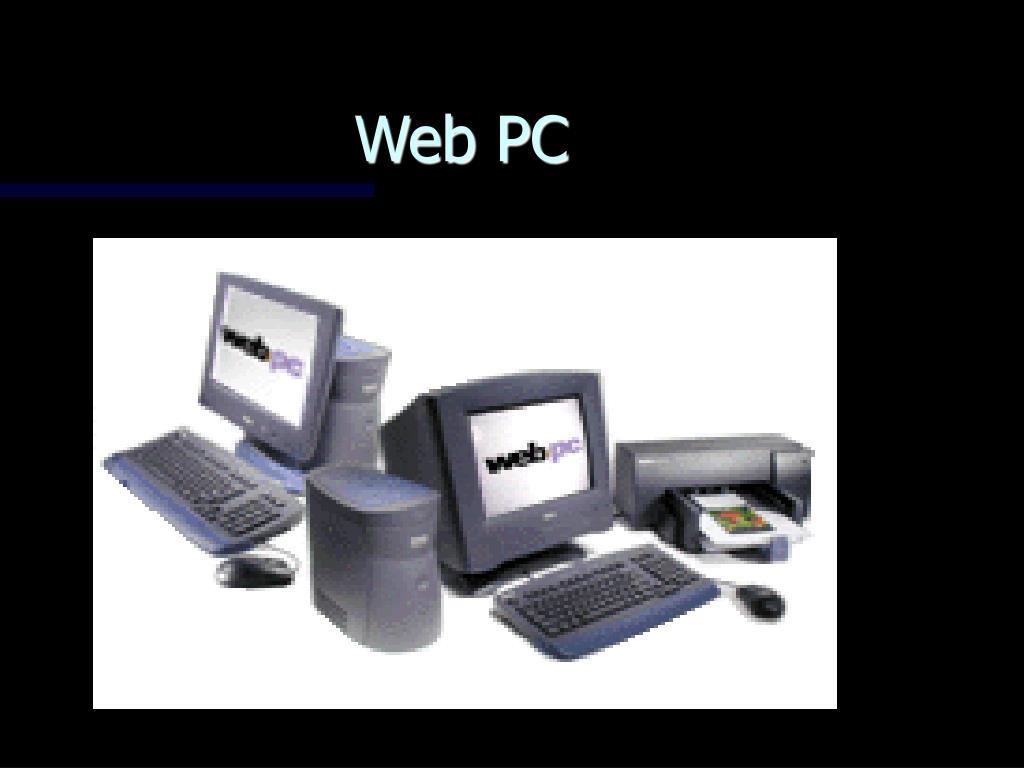 Web PC