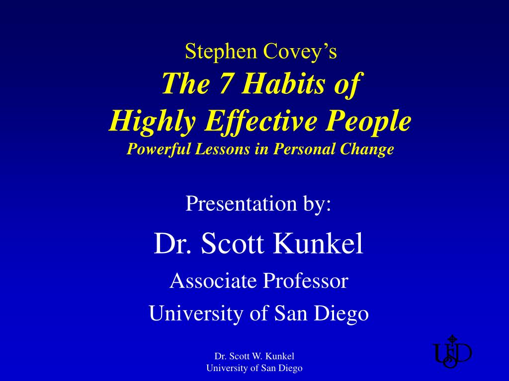 habits of highly effective people philosophy essay Also the philosophy of highly dependent people win  the 7 habits of highly effective people essay  the 7 habits of highly effective people by stephen r covey.