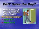 why seize the day3