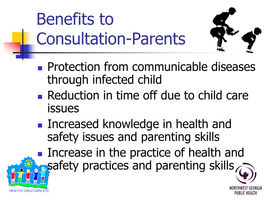 Benefits to Consultation-Parents