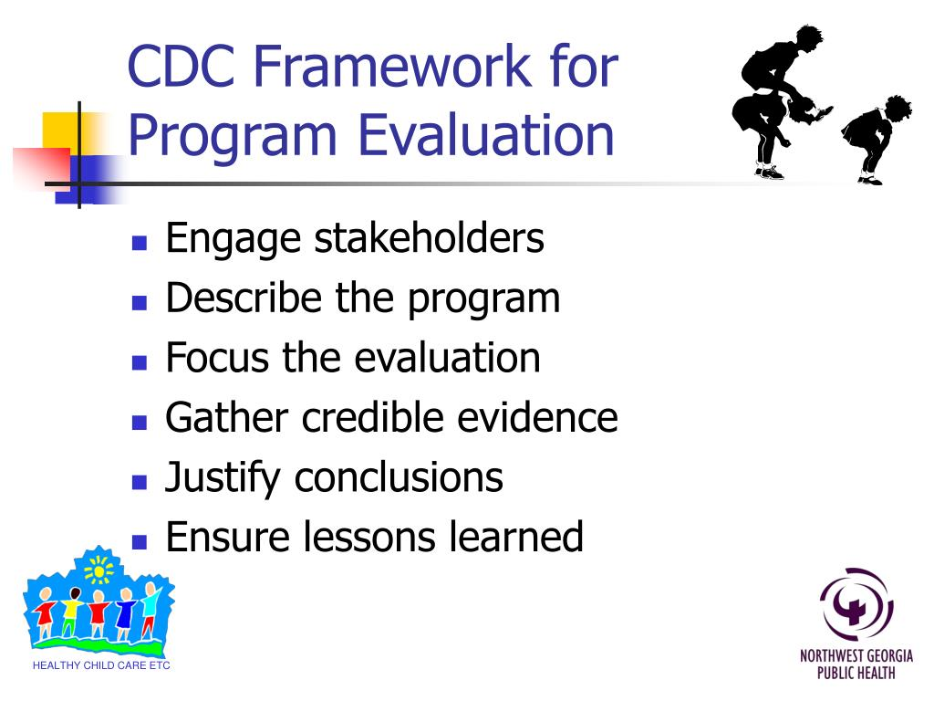 CDC Framework for Program Evaluation