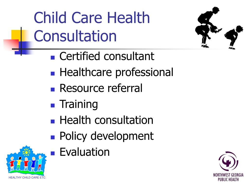 Child Care Health Consultation