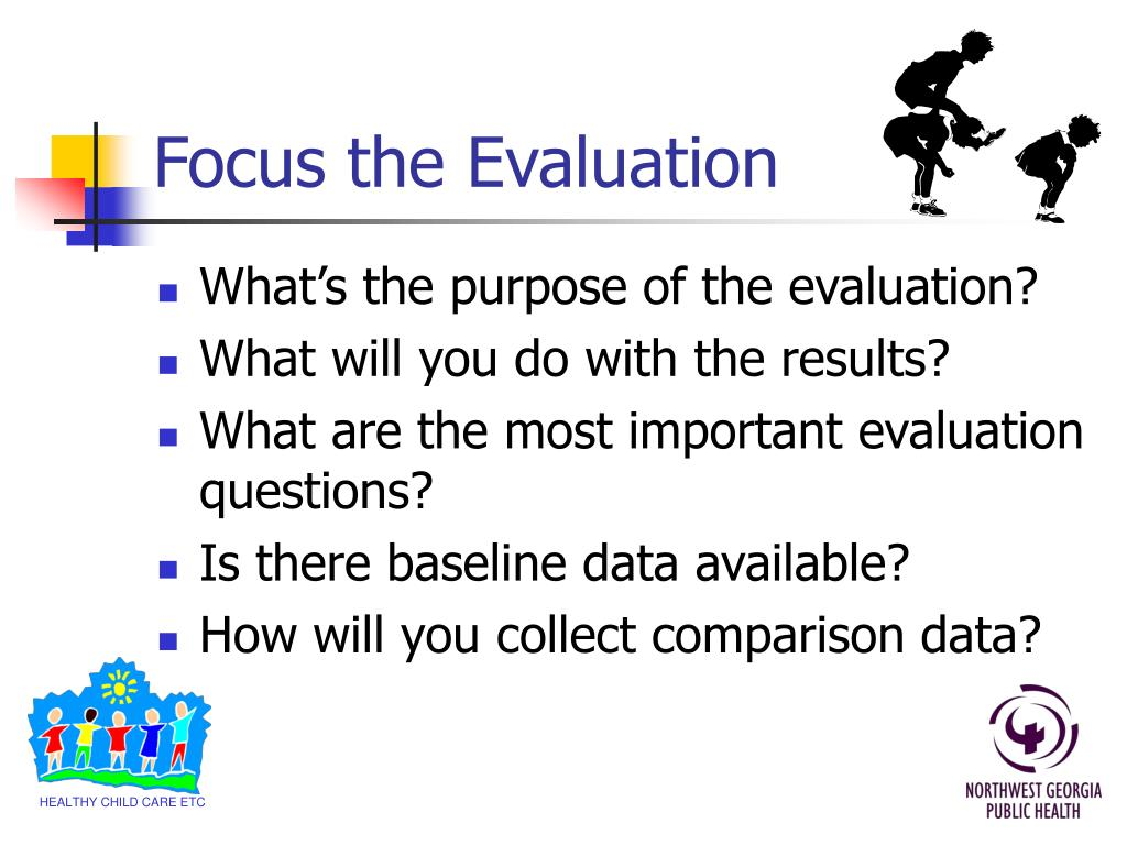 Focus the Evaluation