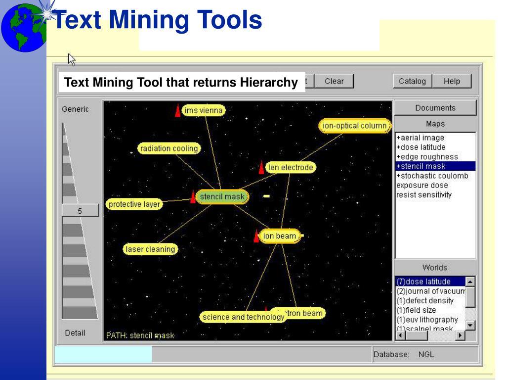 Text Mining Tools