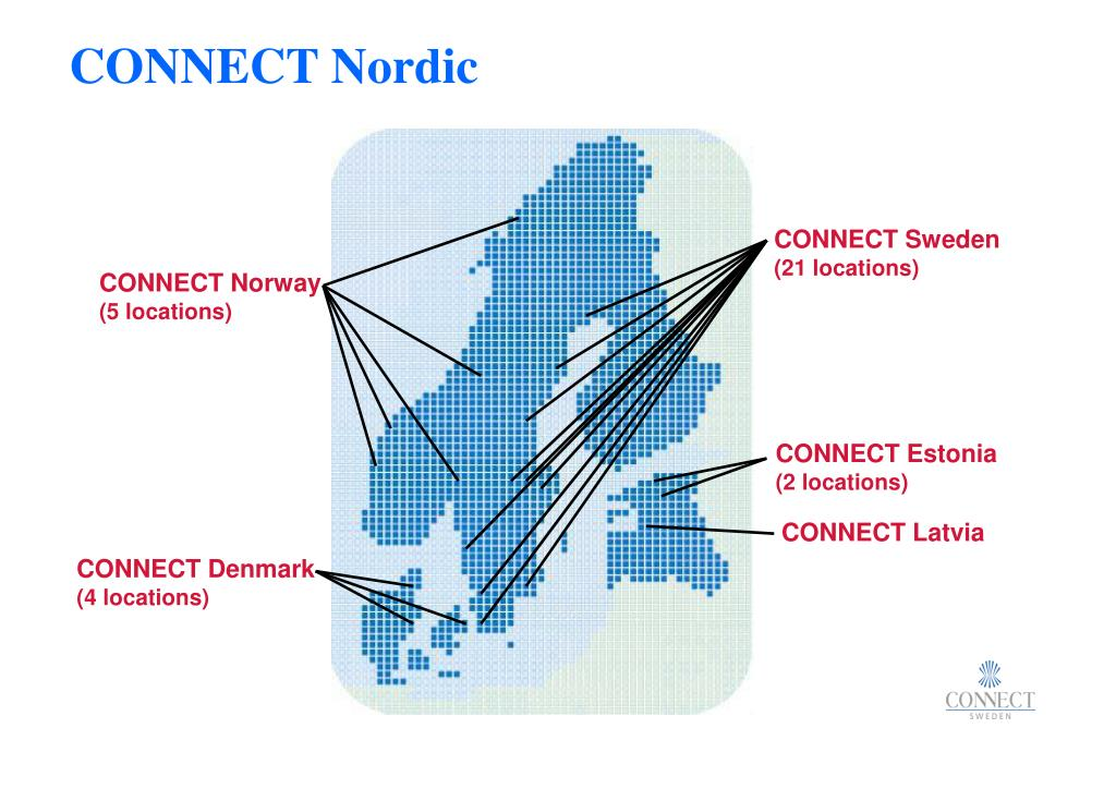 CONNECT Nordic