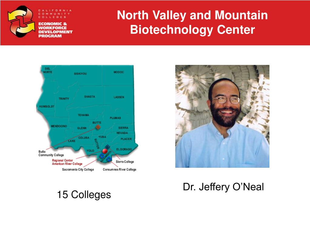 North Valley and Mountain Biotechnology Center